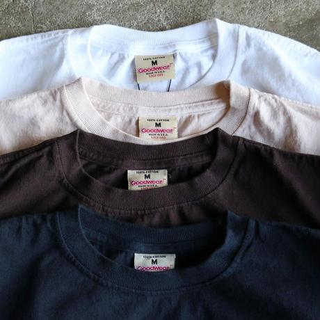 Goodwear / L/S POCKET TEE