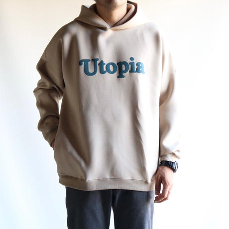 modem design / PULLOVER PARKA ''Utopia''