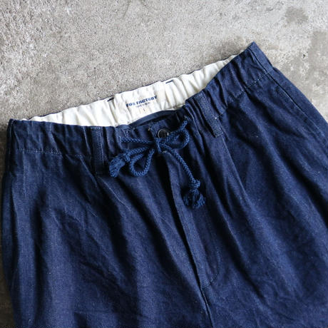 FOB FACTORY / DENIM TRACK PANTS