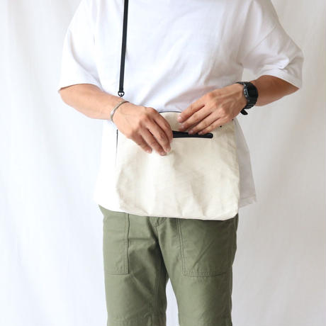 BURLAP OUTFITTER / SACOCHE