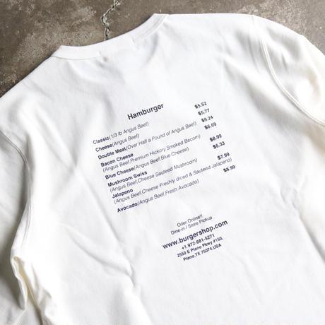 UNIVERSAL STYLE WEAR / ハンバーガーショップ TEE