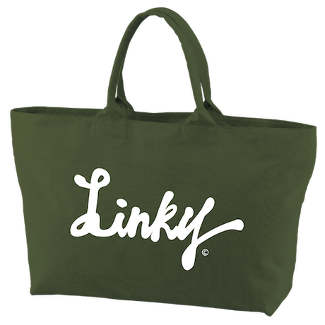 LINKY LOGO Big Toto Bag  (OD)