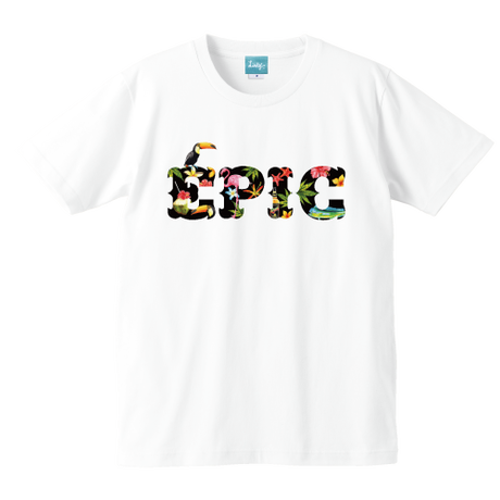EPIC T-shirt (White)