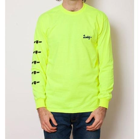 Katakana Linky long sleeve T-shirt