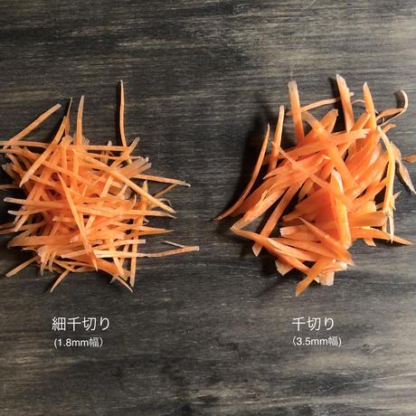 ステンレスピーラー(千切り/細千切り)