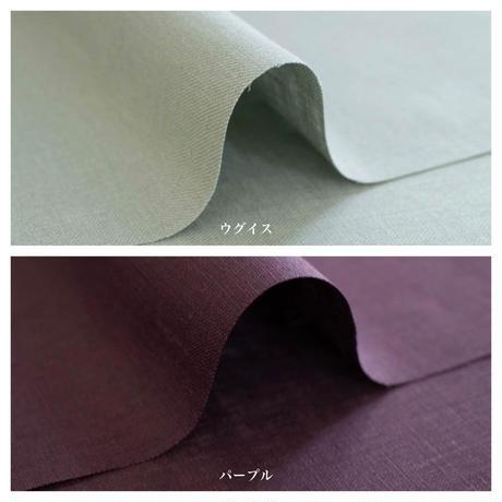 【リネンブラウス】全11色 カラーリネンギャザーバルーンスリーブデザインブラウス リネンシャツトップス