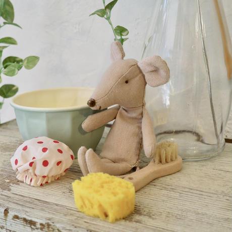 【Maileg】お風呂ねずみ