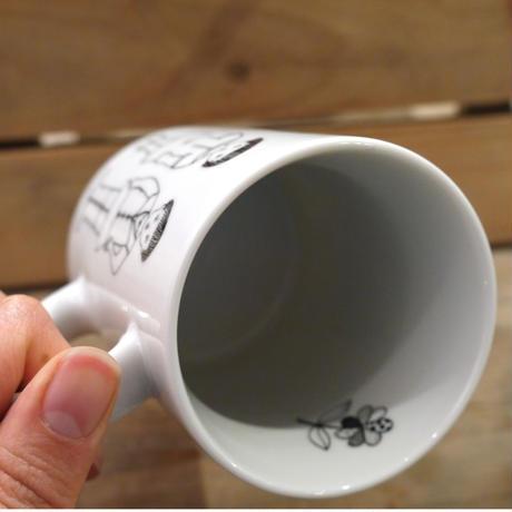 【tomopecco】マグカップ 《レディース》