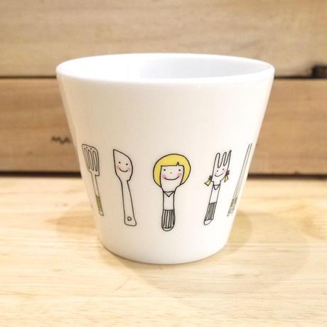 【tomopecco】〈カトラリー〉 フリーカップ