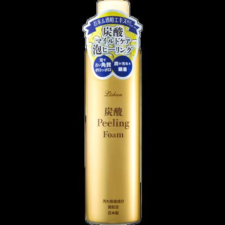 リシャン 炭酸ピーリングフォーム(さくらの香り)250g