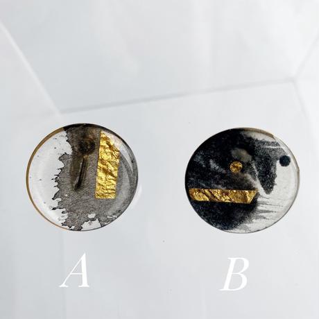 Sumi Earrings 【Large】 イヤリング