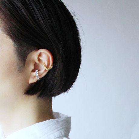 Botanical ear cuff Single