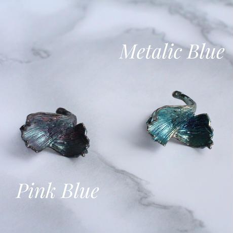 人魚のイヤカフ Blue Single