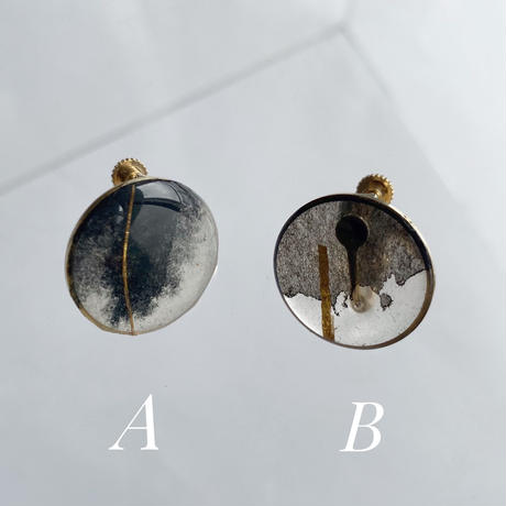 Sumi earrings【small】 イヤリング