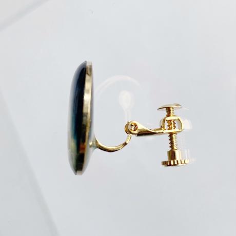 Indigo Earrings 【small】 イヤリング