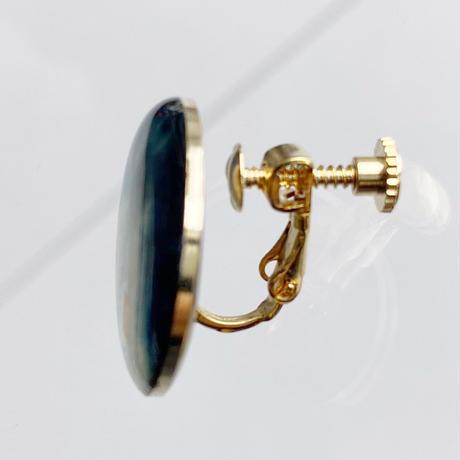 Indigo Earrings【small】 イヤリング