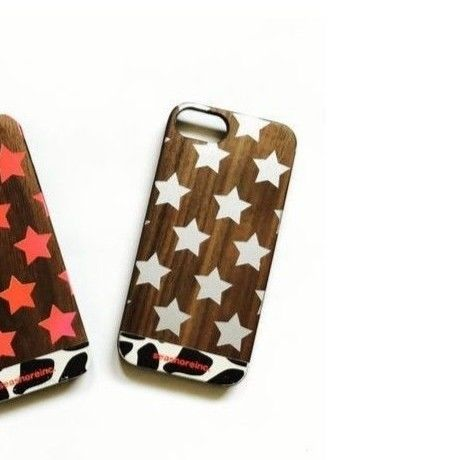 iphone case ラバー【STAR】