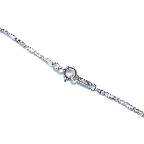 フィガロチェーン 太さ1.8㎜ 60cm silver925