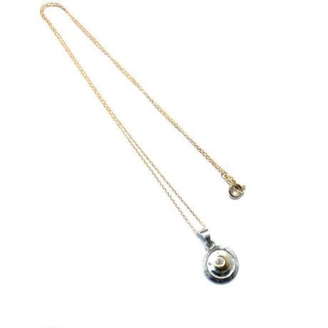 K18 Gold ネックレス  三日月 ゴールドプチネックレス