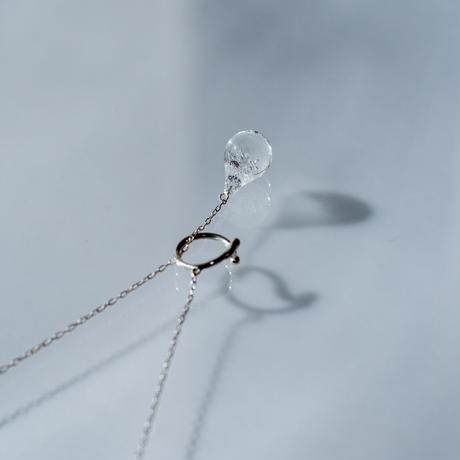 moment drop necklace