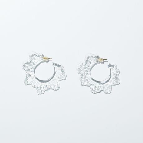 Water Frill ピアス(セット)