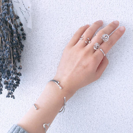 moment ripple bangle 3P set