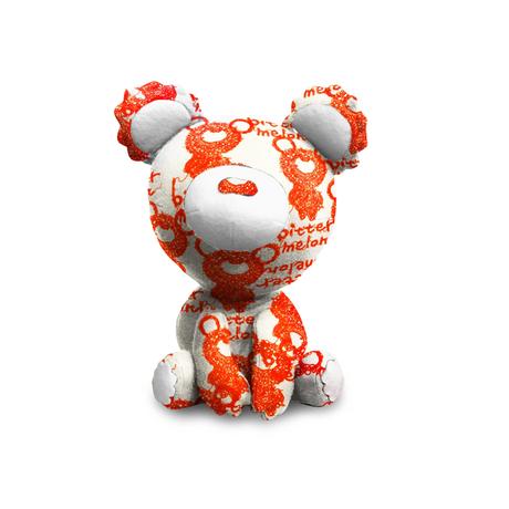 bitter bear plush / special order(#bm16-bbp-mojya01)