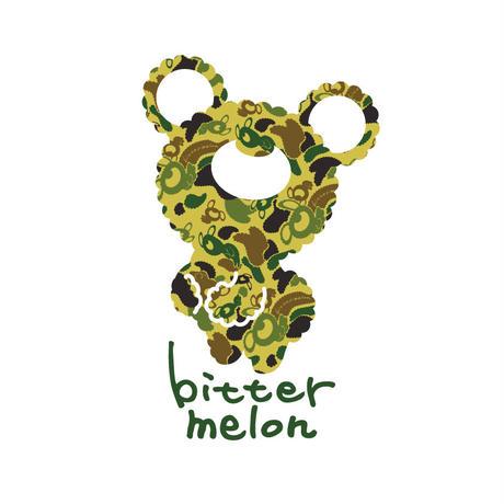 bittermelo Sticker (camoufla green)
