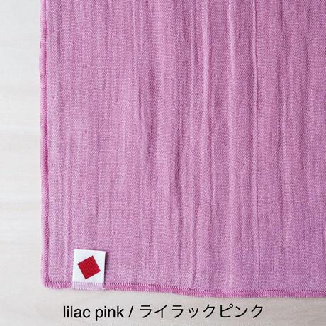 [現行色/在庫限り]リトルボッコ ガーゼ 6スクエア 100×150 cm ライラックピンク