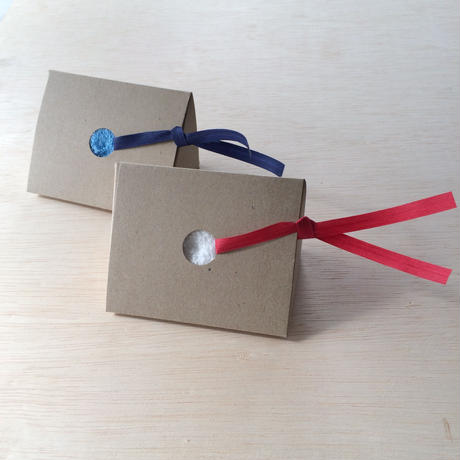 [GIFT SET] LITTLE SUNSHINE チーフタオル (23×23cm) 1枚  りぼん付き
