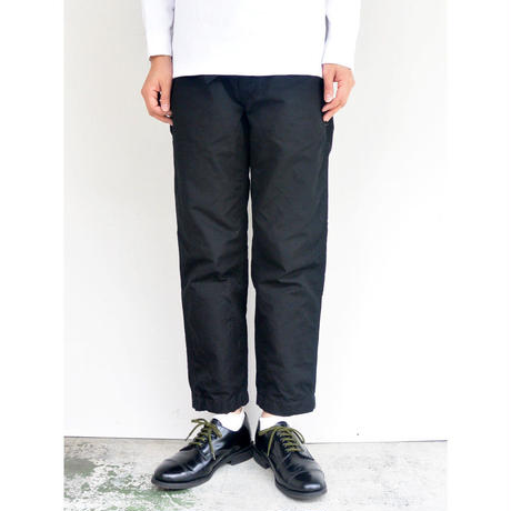 ARAN アラン F.BELT PANTS【BLACK】