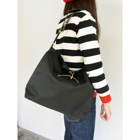 【再入荷!】MARINEDAY(マリンデイ)SUBURBAN 2WAY BAG 66BK