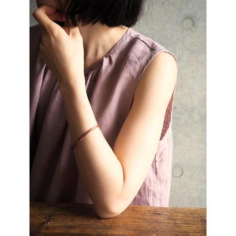 7/19再入荷 miiThaaii コッパーブレスレット(S)