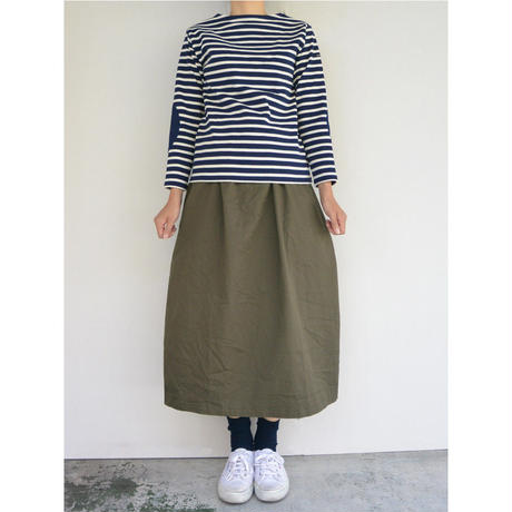 have a good day(ハブアグッドデイ) チノリラックスバルーンスカート HGD-066