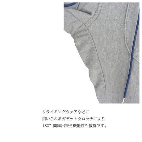 kafika(カフィカ)ONE MILE RUN ジョガーパンツ kfk042 #3 L-GRAY