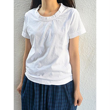 LAITERIE(レイトリー)ふわふわ天竺半袖Tシャツ 無地 PCT-20