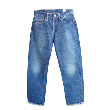 orslow105 STANDARD 5PKT DENIM USED WASH レディース