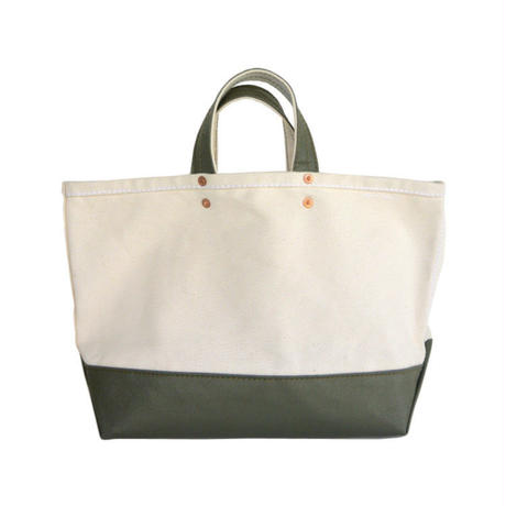 P.T WORKS & DESIGN TOOL-truck(CANVAS×GREEN)SIZE:M