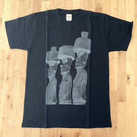 【DeadStock】20th T-Shirts(MOAI) /Black