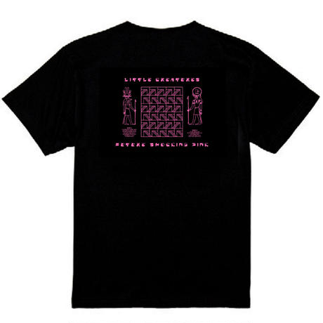 F.S.P.-Tシャツ(ショッキングピンク)