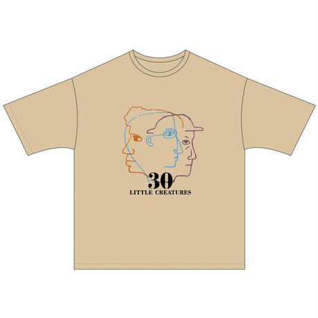 30Tシャツ(サンドベージュ)