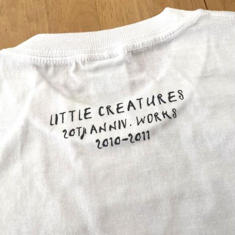 【DeadStock】20th T-Shirts(MOAI) /White