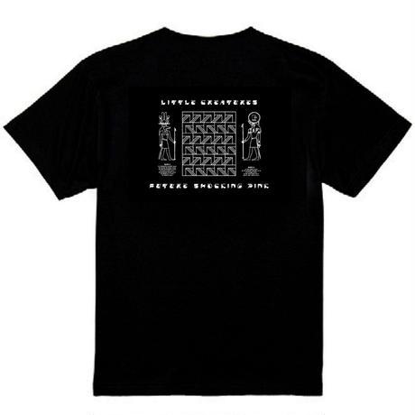 F.S.P.-Tシャツ(ブラック)