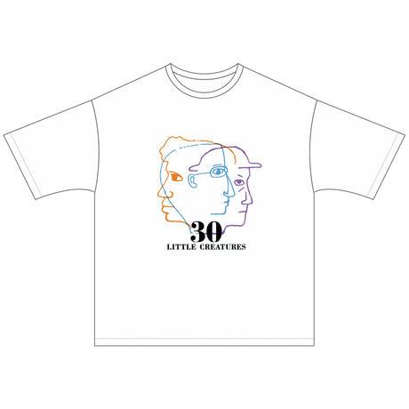 30Tシャツ(ホワイト)