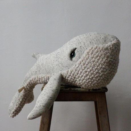 Big Stuffed  * Small Original Whale
