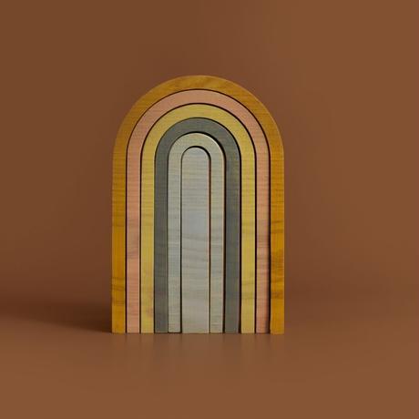 MinMin Copenhagen / Mini Rainbow・Pastel