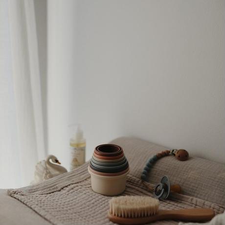 Mushie / Stacking Cups  (Original)
