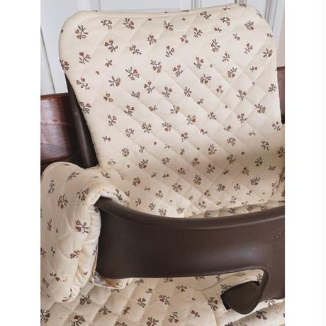 Konges Sloejd / CUSHION FOR CHAIR * PETIT AMOUR ROSE