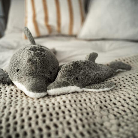 SENGER Naturwelt ・CUDDLY ANIMAL Dolphin・イルカ (S)