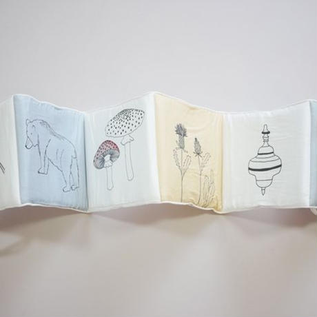 Konges Sløjd  FABRIC BOOK  *BOY 布絵本 男の子